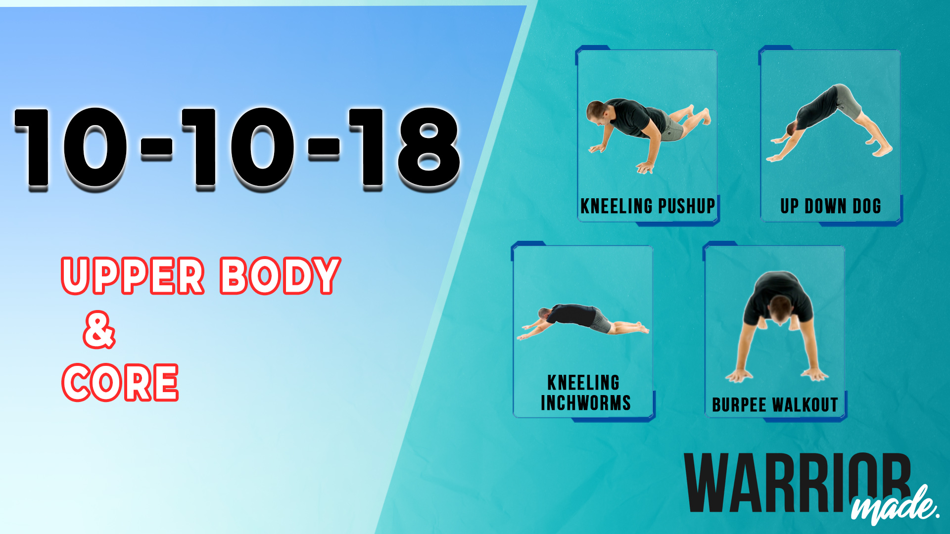 workouts-10-10-18