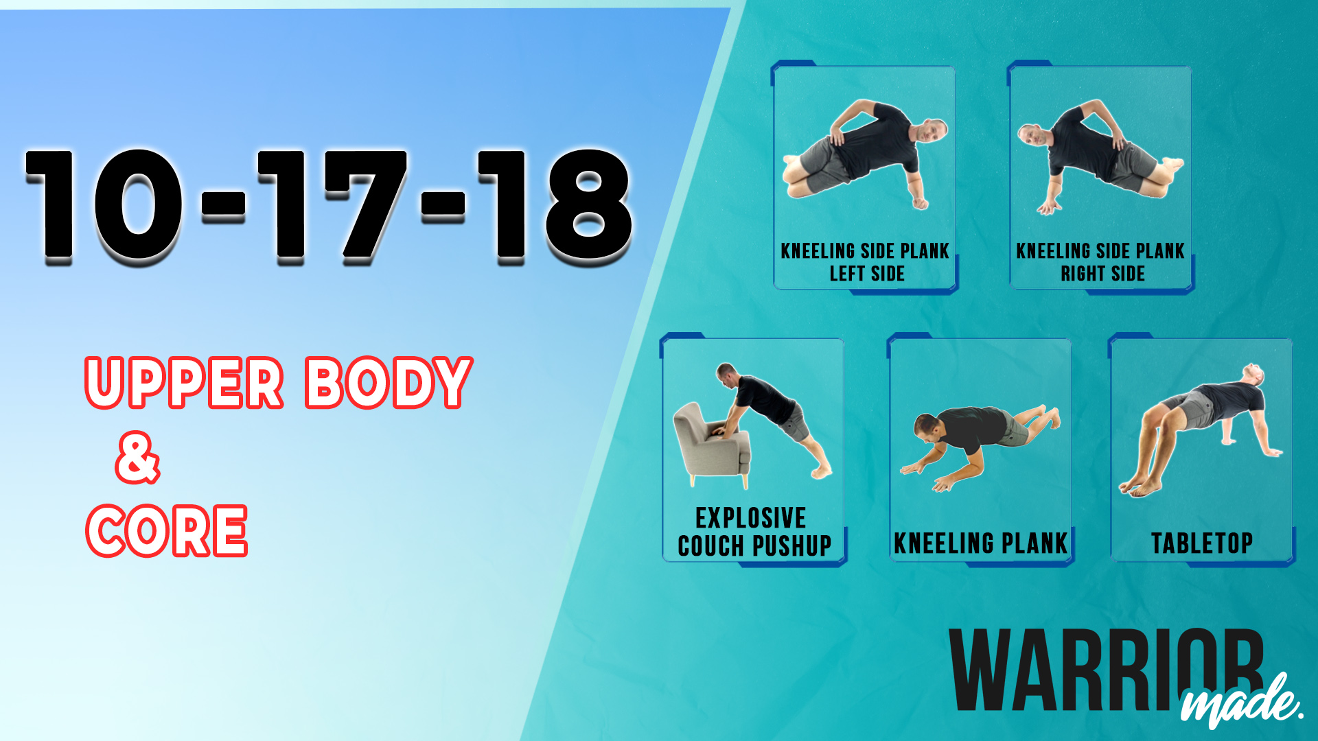 workouts-10-17-18