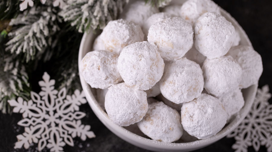 pecan-snowball-cookies