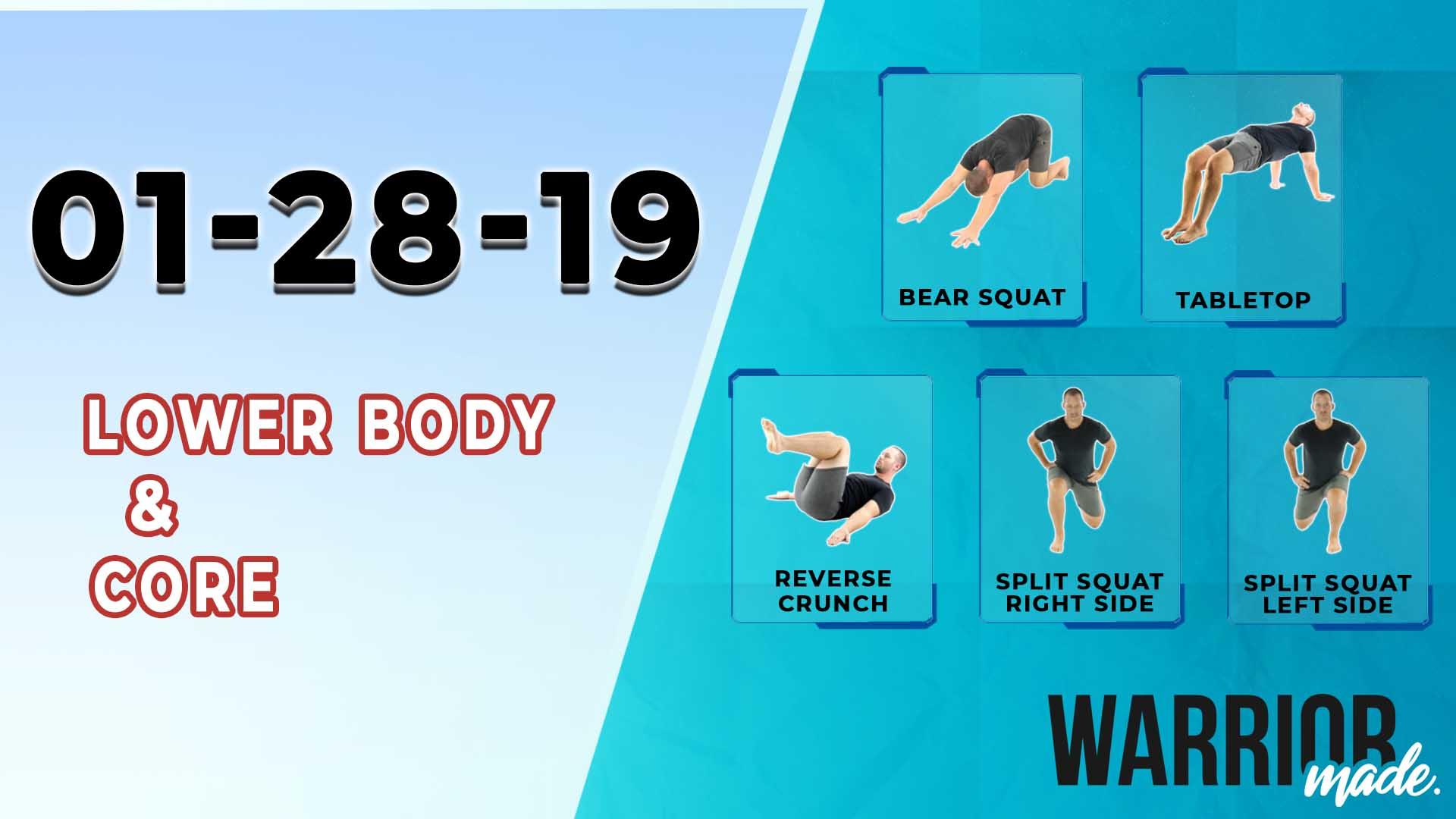 workouts-01-28-19