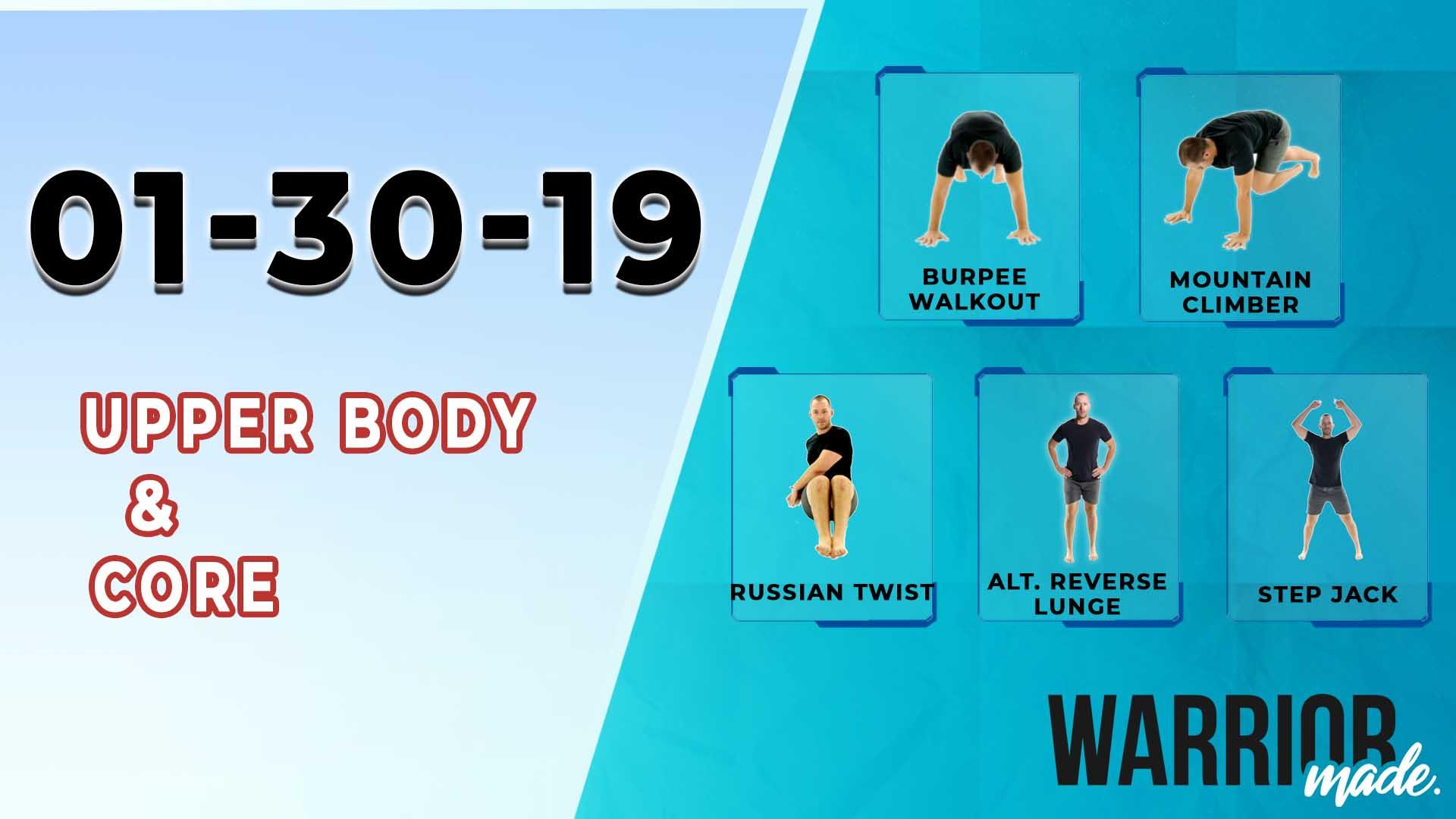 workouts-01-30-19