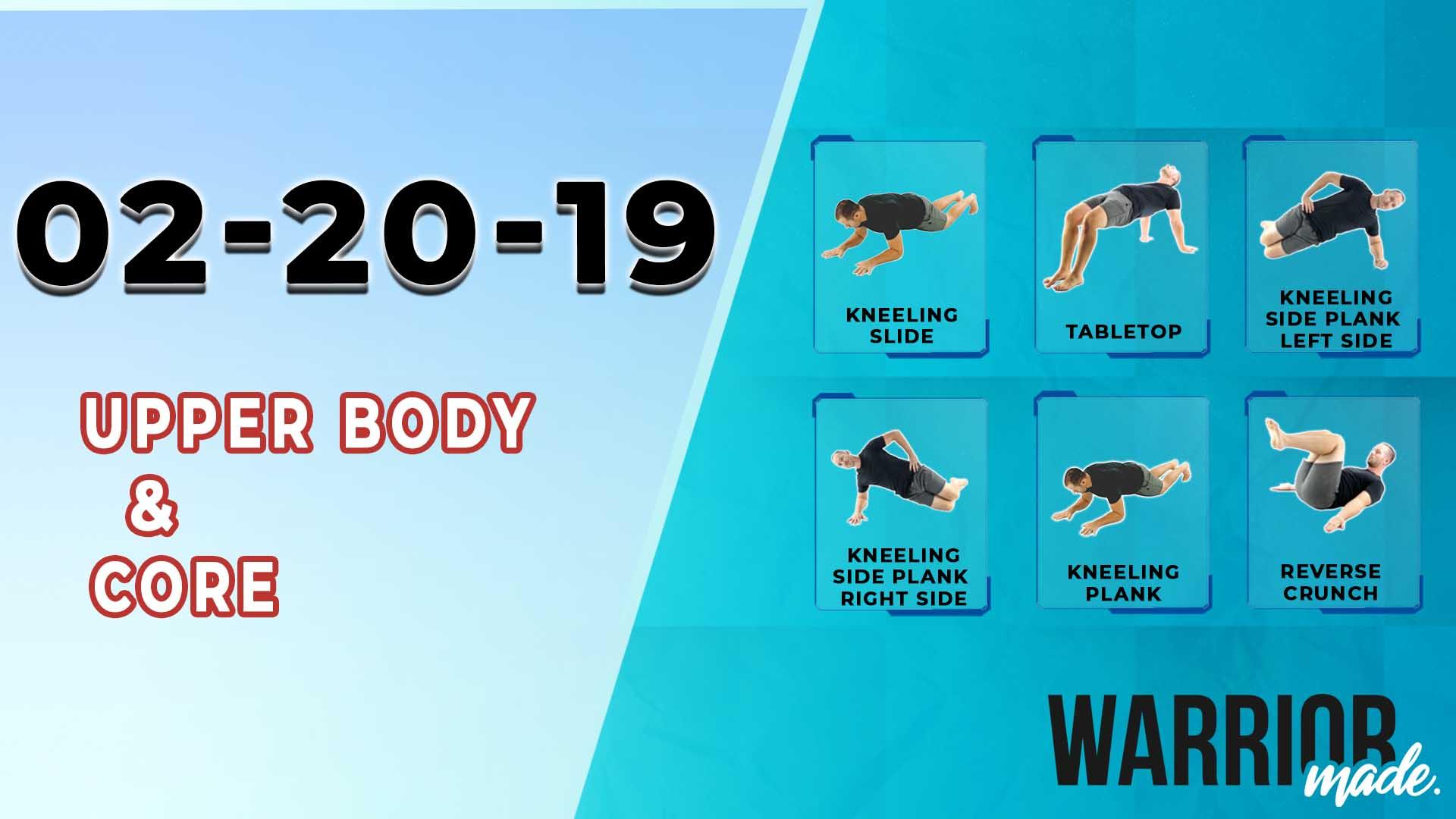 workouts-02-20-19