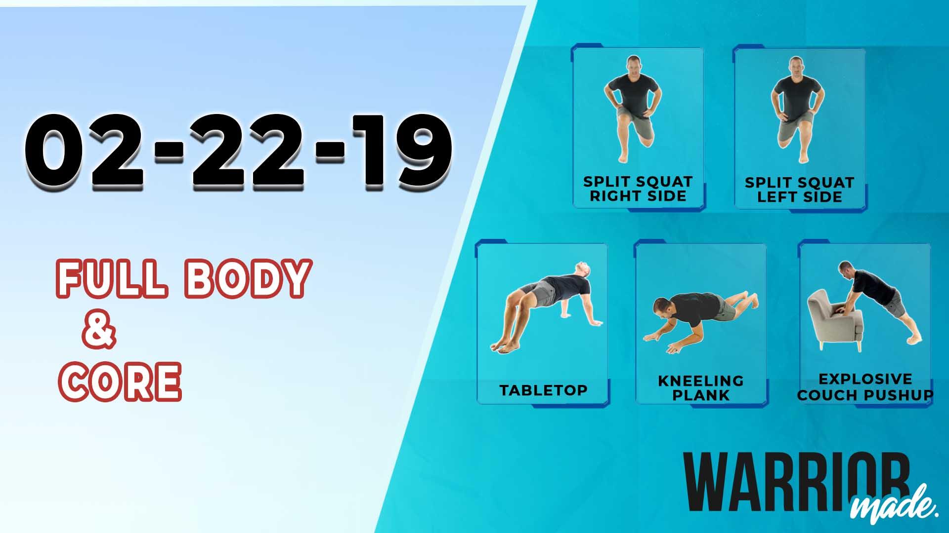workouts-02-22-19
