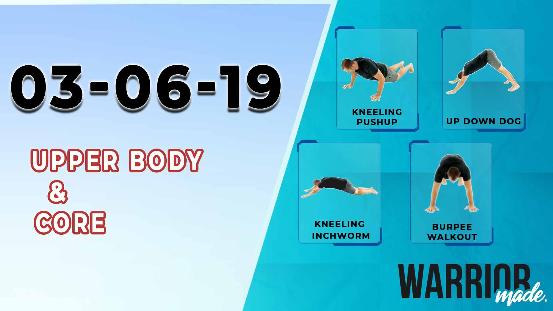 workouts-03-06-19