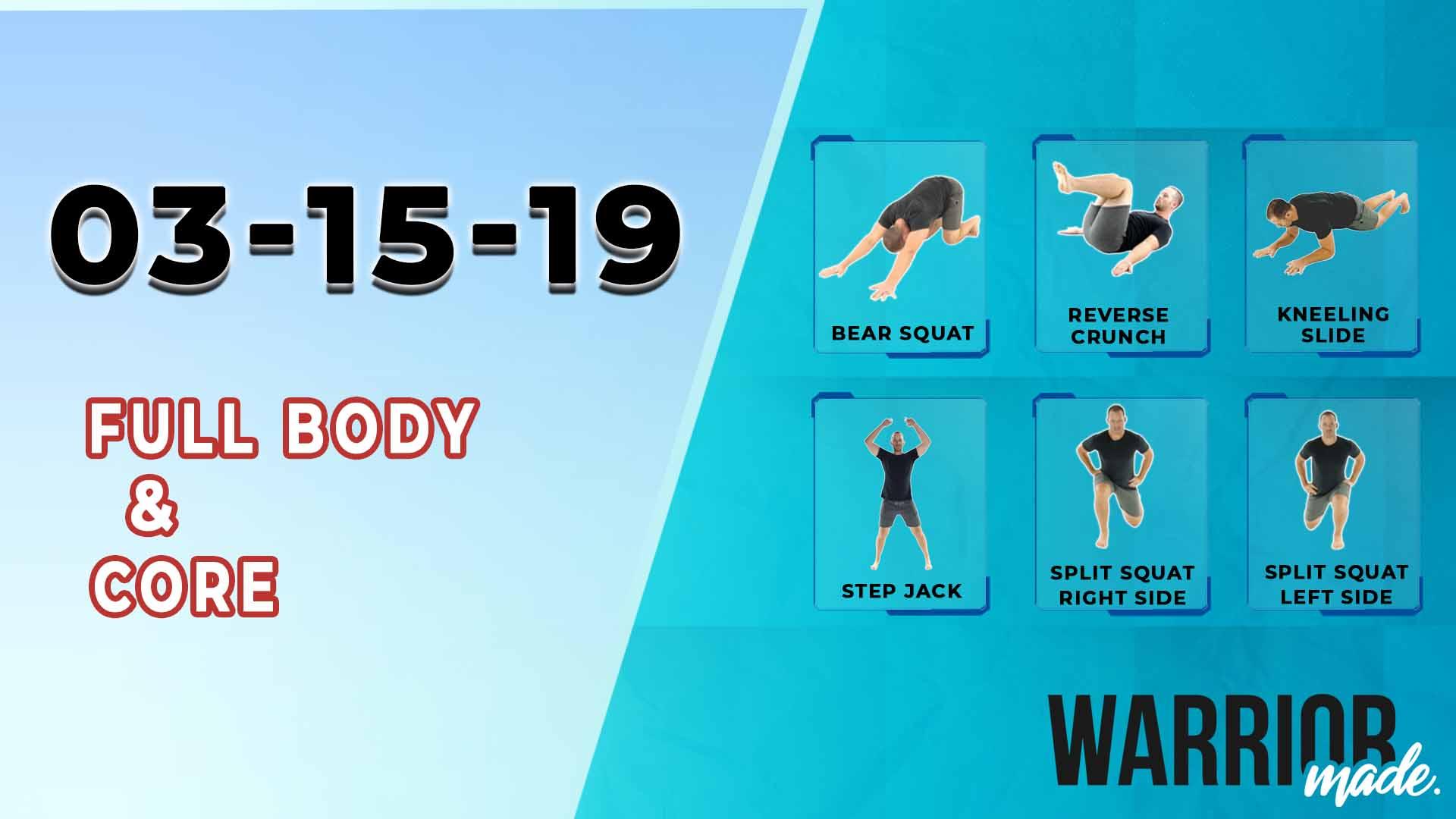 workouts-03-15-19