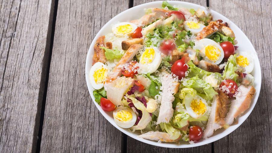 loaded-chicken-caesar-salad
