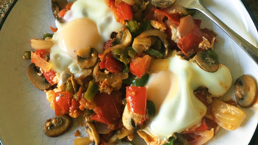 germain-assyrian-eggs-tomato-breakfast