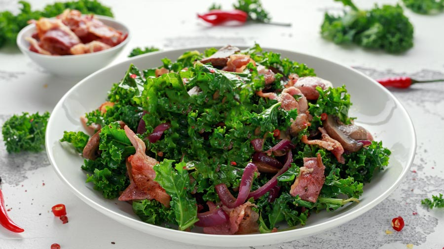 sweet-smoky-bacon-maple-and-walnut-kale-salad