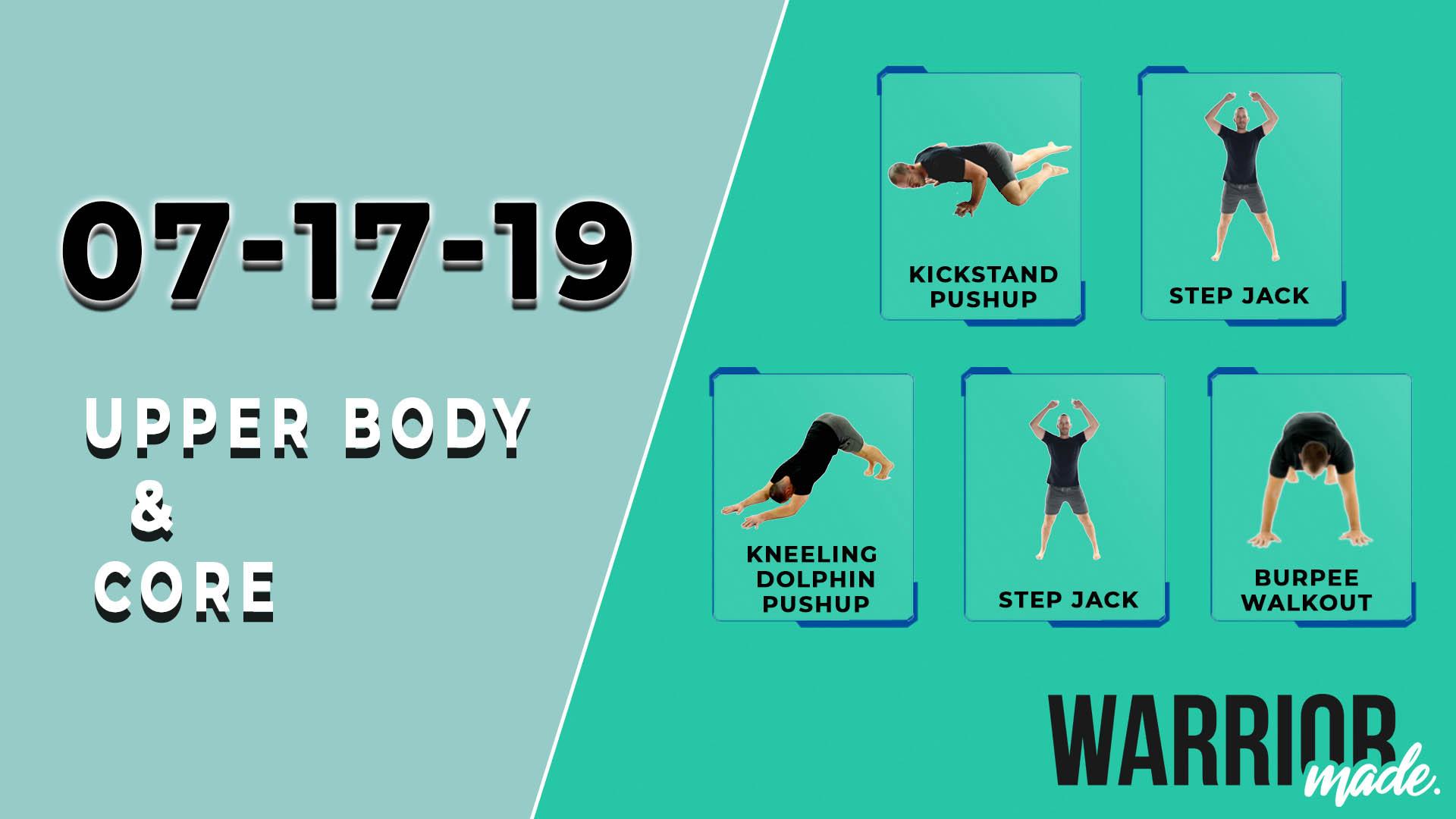 workouts-07-17-19
