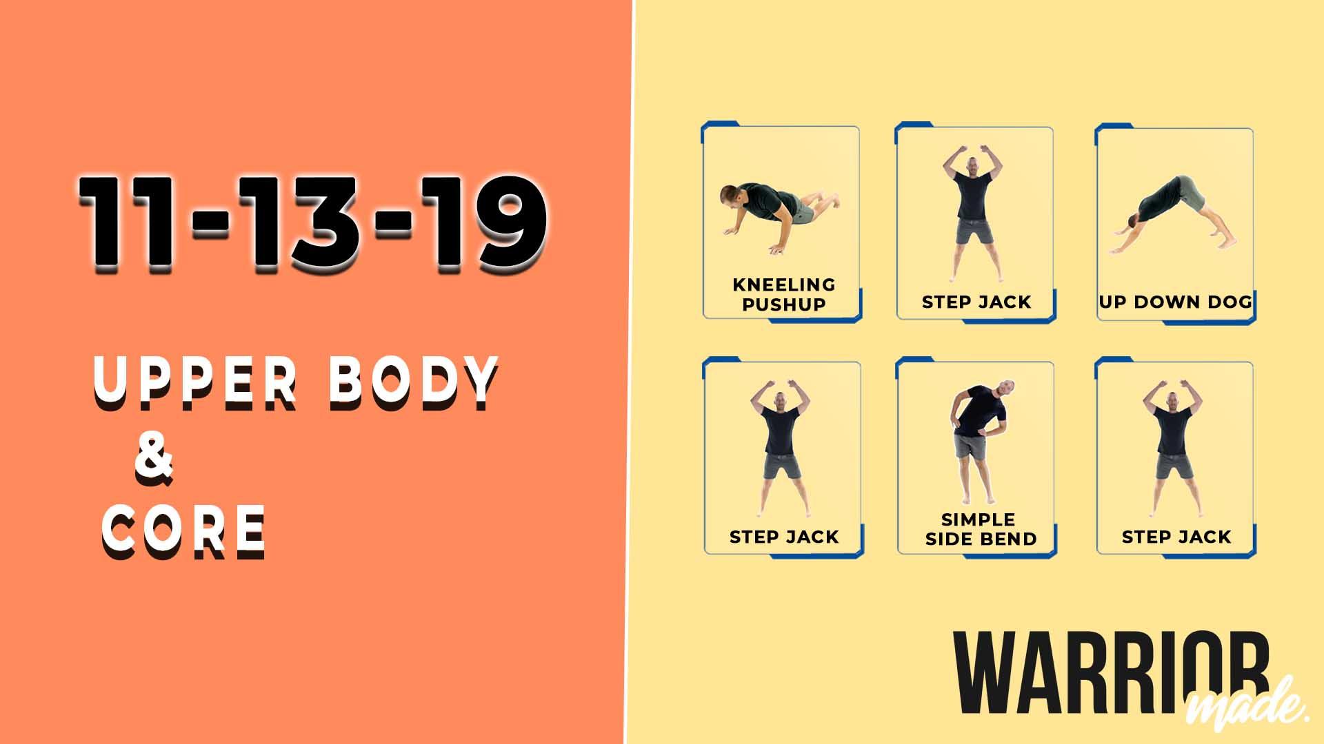 workouts-11-13-19