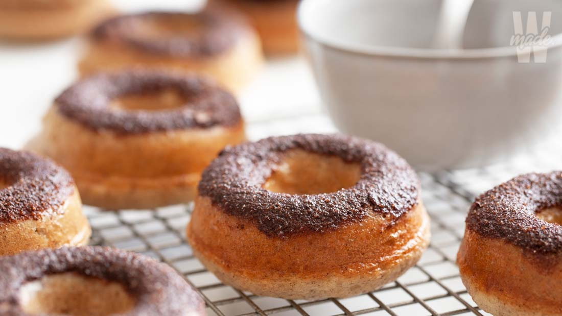 cinnamon-sugar-keto-donuts