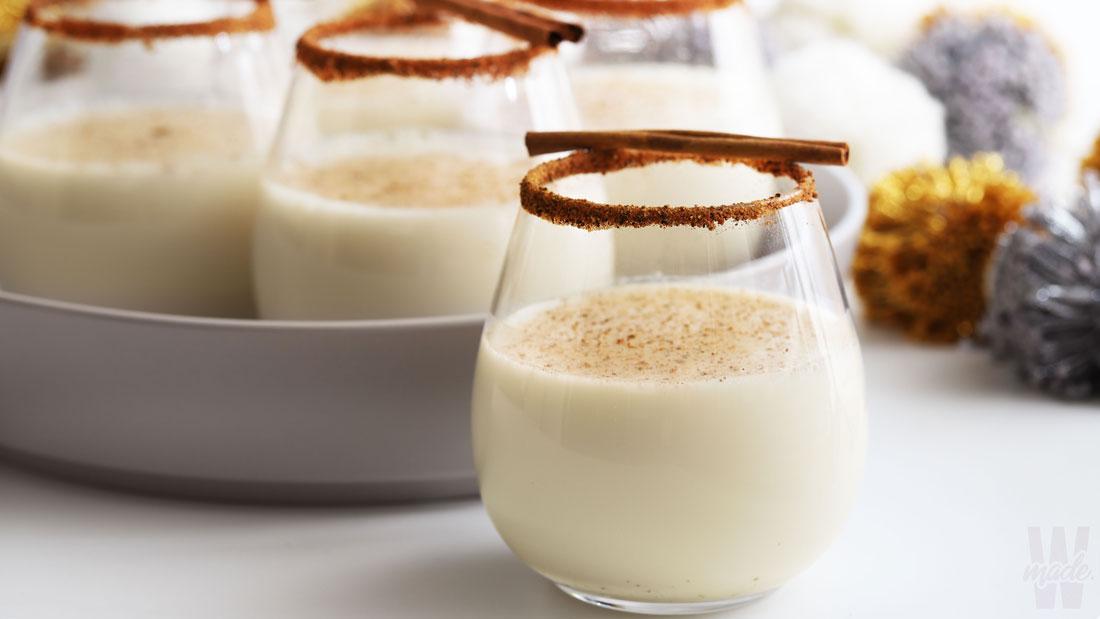 almond-milk-eggnog