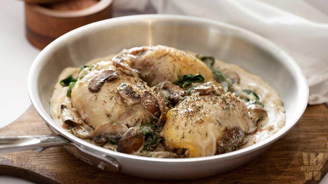 creamy-mushroom-and-spinach-chicken