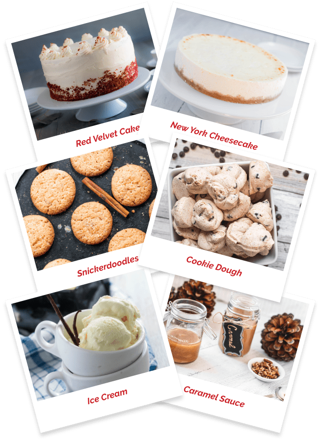 Box Size  Keto-Friendly Dessert Recipes Keto Sweets