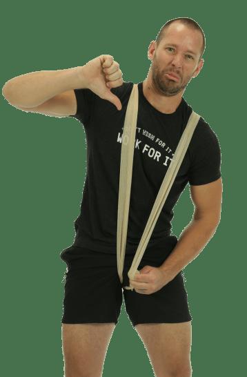Tyler Bandage
