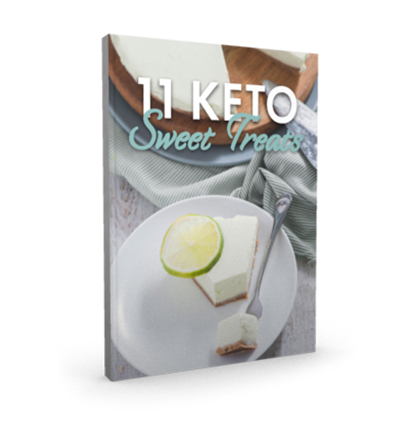 11 Keto Sweet Treats Cookbook