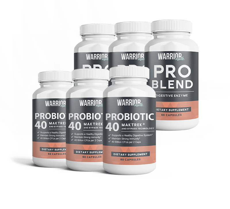 3 Month Digestive Support Bundle