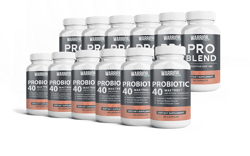 6 Month Digestive Support Bundle