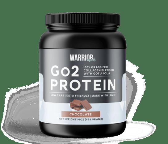 1 Month Go2 Protein