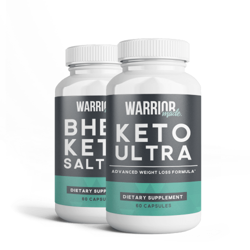 1 Month Keto Bundle
