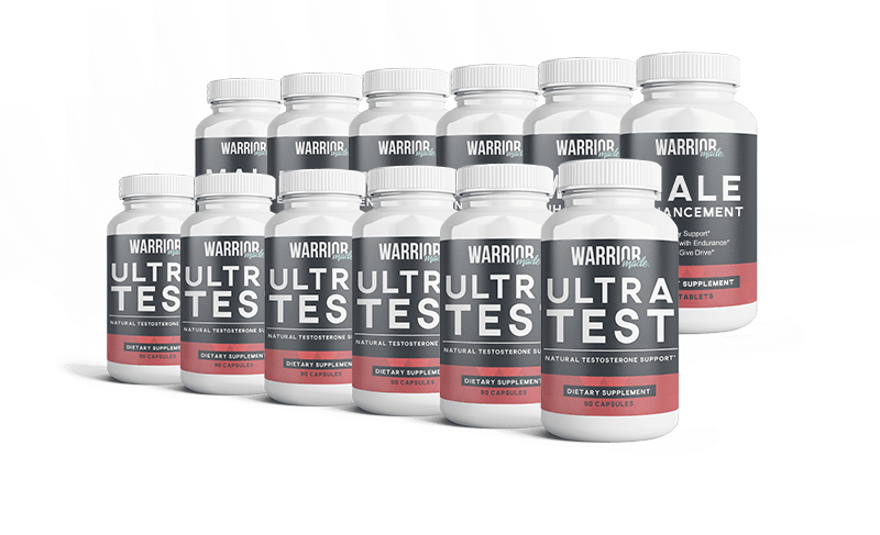 6 Month Men's Hormone Optimization Bundle