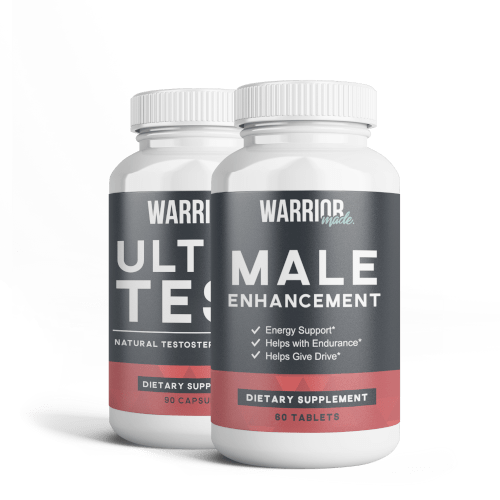 Mens Hormone Optimization Bundle