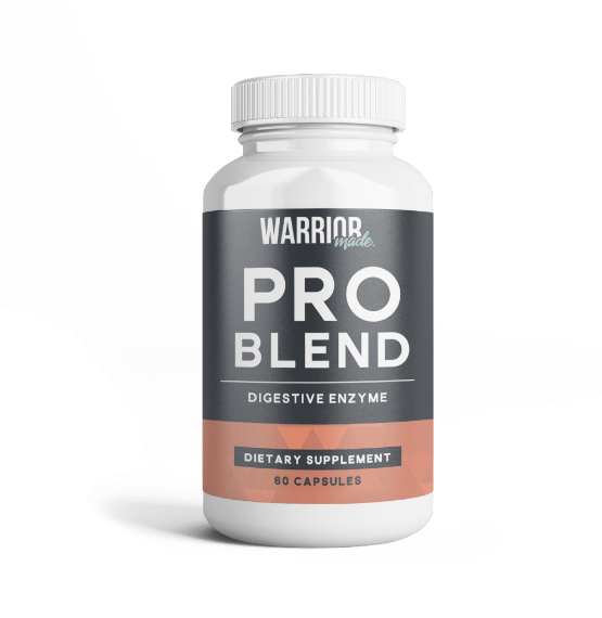 Warrior Made Pro Blend Digestive Enzymes