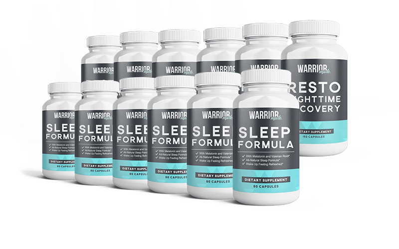 6 Month Sleep and Recovery Bundle