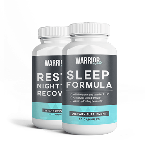 1 Month Sleep and Recovery Bundle