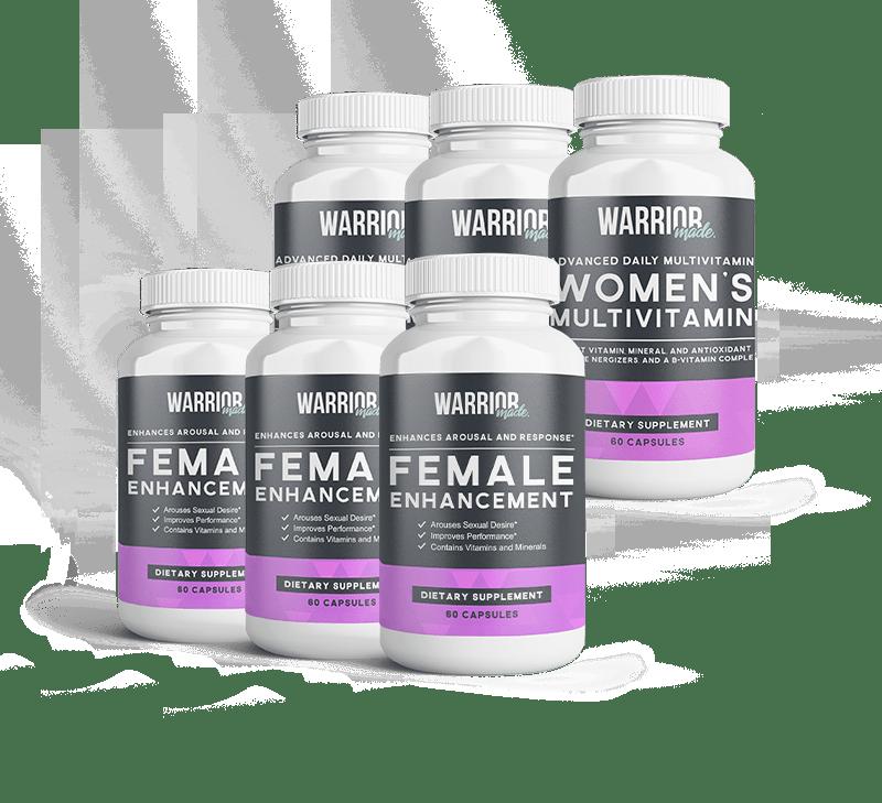 3 Month Women's Hormone Optimization Bundle