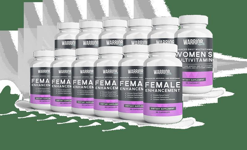6 Month Women's Hormone Optimization Bundle