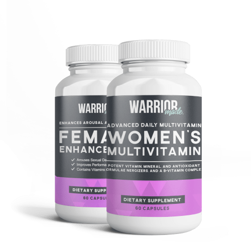 Warrior Made Women's Hormone Optimization Bundle