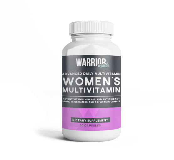 Warrior Made Female Multivitamins
