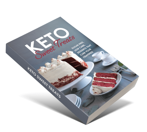 Keto Sweet Treats Cookbook
